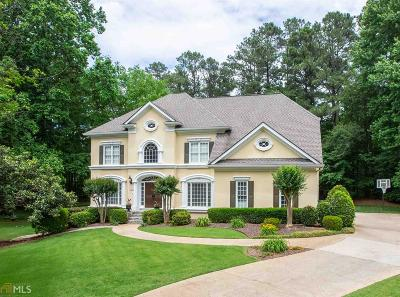Alpharetta Single Family Home For Sale: 665 Boxwood Ter