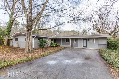 Decatur Single Family Home For Sale: 301 Driftwood Ter