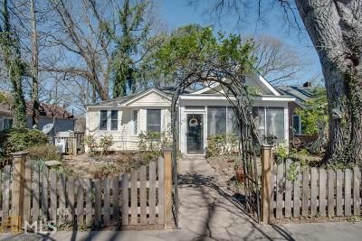 College Park Single Family Home For Sale: 1977 Rugby Ave