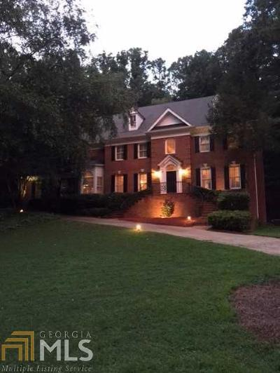 Sandy Springs Single Family Home Under Contract: 200 Aerie Ct