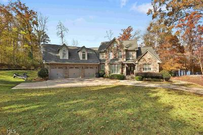 Coweta County Single Family Home For Sale: 20 The Promontory
