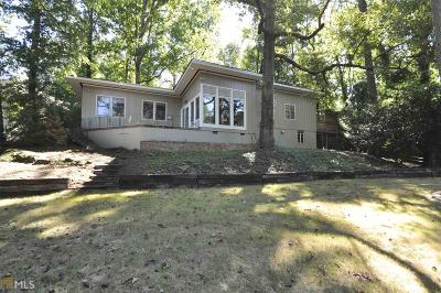 Single Family Home For Sale: 130 Valley Rd