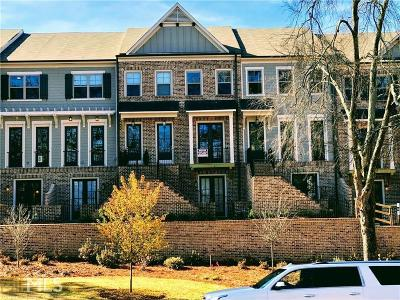 Dekalb County Condo/Townhouse For Sale: 3581 Parkside Way #30