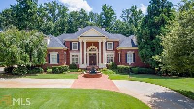 Alpharetta Single Family Home For Sale: 1120 Muirfield Ct