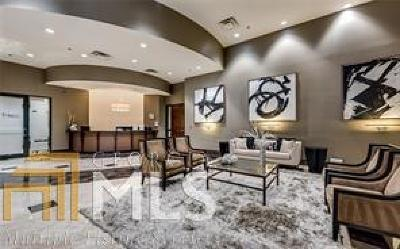 Ovation Condo/Townhouse For Sale: 3040 NW Peachtree Rd #410