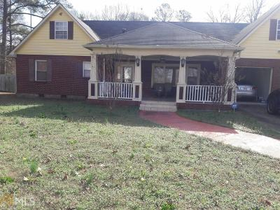Lithonia Single Family Home For Sale: 1608 Wellborn Rd