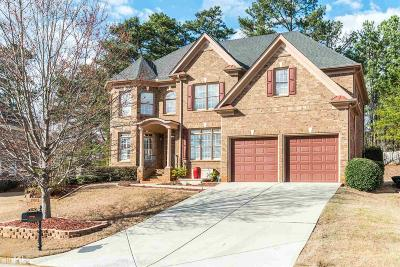 Alpharetta Single Family Home Under Contract: 5298 Newport Bay Passage