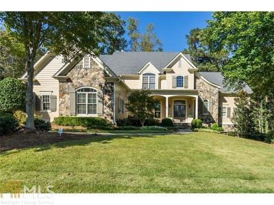 Milton Single Family Home For Sale: 750 Lake Mist Cv