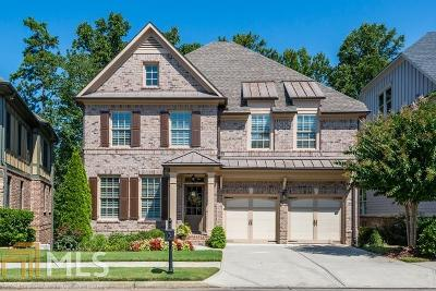 Alpharetta Single Family Home For Sale: 11680 Parkside Ave