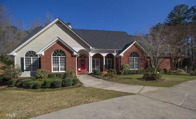 Hiram Single Family Home For Sale: 6548 Nebo Rd