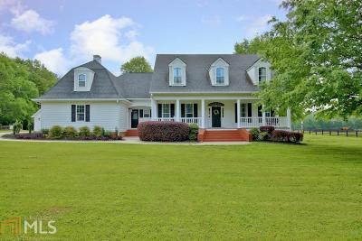 Fayette County Single Family Home For Sale: 400 Harris Rd