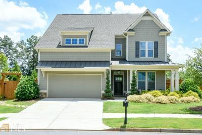 Milton Single Family Home For Sale: 512 Branyan Trl