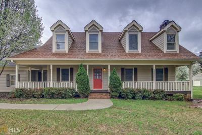 Conyers GA Single Family Home Under Contract: $234,000