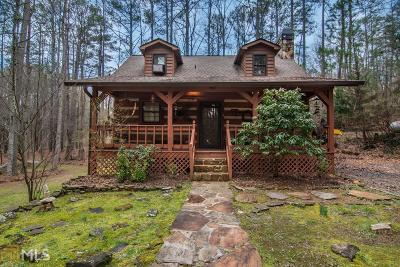 Fannin County, Gilmer County Single Family Home For Sale: 589 Berean Church Rd