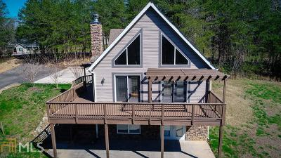 Lumpkin County Single Family Home For Sale: 83 E Point
