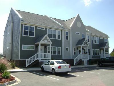 Statesboro Condo/Townhouse For Sale: 4988 Burkhalter Rd #202