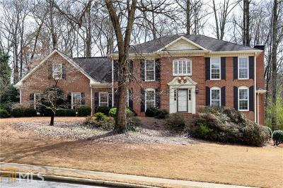 Roswell Single Family Home For Sale: 110 Broadmeadow Cv