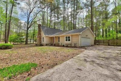 Fayetteville Single Family Home For Sale: 125 Devilla Trce