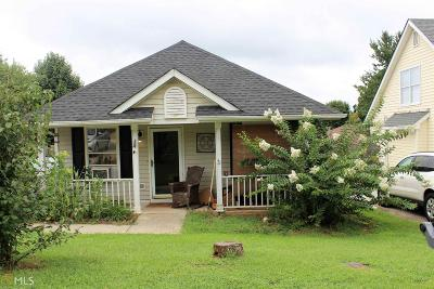 Stockbridge Single Family Home Under Contract: 105 Glynn Addy