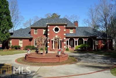 Duluth, Suwanee Single Family Home For Sale: 4550 Colony Pt