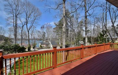 Buford  Single Family Home For Sale: 5929 Island View Dr