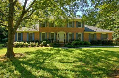 Fayette County Single Family Home For Sale: 232 Brogdon Rd