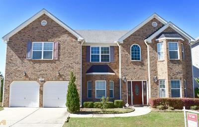 Fairburn Single Family Home For Sale: 5593 Dendy Trc