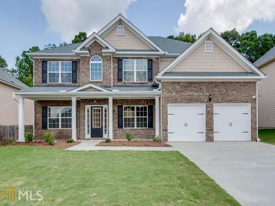 Stockbridge Single Family Home Under Contract: 904 Shatley Dr #Lot 250