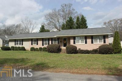 Barnesville Single Family Home For Sale: 500 Holmes St