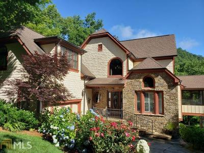 Rabun County Single Family Home For Sale: 39 Parkview Dr