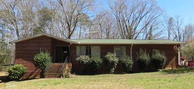 Fayette County Single Family Home For Sale: 1698 Hwy 85 S