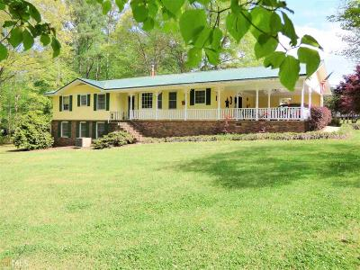 Fayetteville Single Family Home For Sale: 270 Rising Star Rd