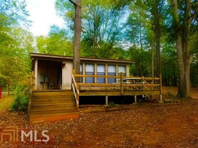 Buckhead, Eatonton, Milledgeville Single Family Home For Sale: 119 Sunfish Trl