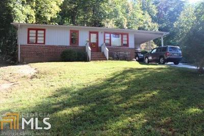 Rabun County Single Family Home For Sale: 56 Lee St