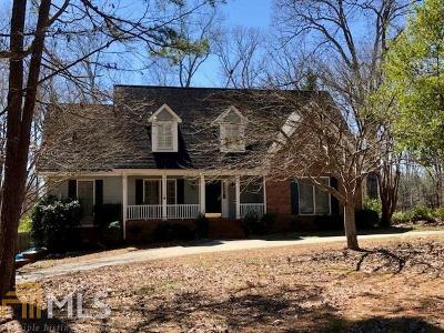Griffin Single Family Home Under Contract: 324 Wynterhall