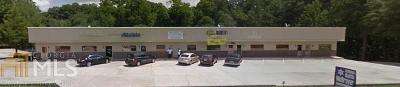 Henry County Commercial For Sale: 3230 Georgia 42