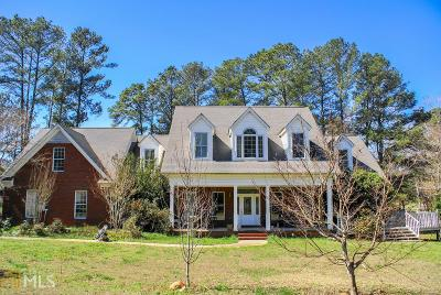 Newton County Single Family Home For Sale: 640 W Macedonia Church Rd