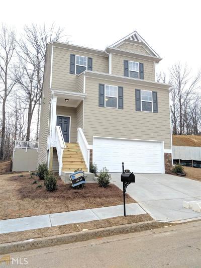 Hiram Single Family Home For Sale: 242 Foggy Creek Ln #65