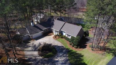 Greensboro Single Family Home For Sale: 1001 Pinehurst Dr