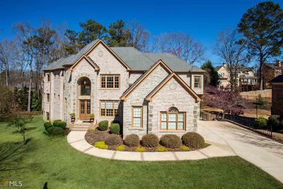 Marietta Single Family Home For Sale: 3268 Berkshire Flat Ct