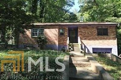 Fulton County Single Family Home For Sale: 2334 Adams Dr