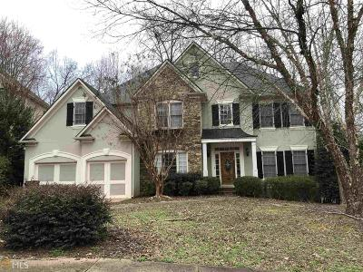Alpharetta Single Family Home Under Contract: 1430 Hillcrest Heights #97
