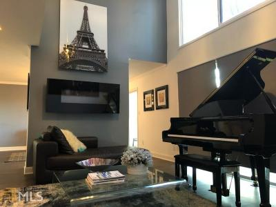 Fulton County Condo/Townhouse For Sale: 82 Forrest