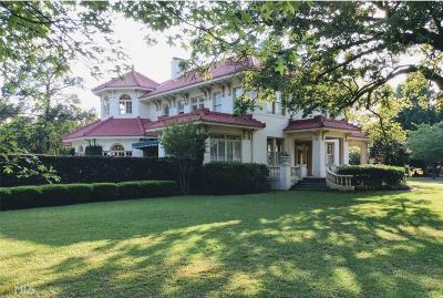 Statesboro Single Family Home For Sale: 318 Savannah Ave