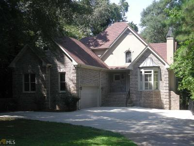 Clayton County Single Family Home Under Contract: 3272 Jodeco Dr