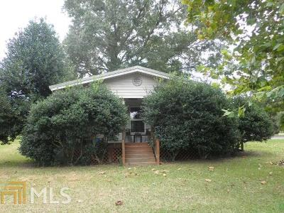 Haddock, Milledgeville, Sparta Single Family Home For Sale: 349 Horace Veal Rd