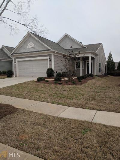 Griffin Single Family Home For Sale: 205 English Ivy Dr