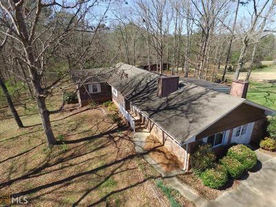 Mcdonough Single Family Home For Sale: 877 Honey Creek Rd
