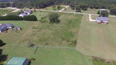 Social Circle Residential Lots & Land For Sale: Knox Chapel