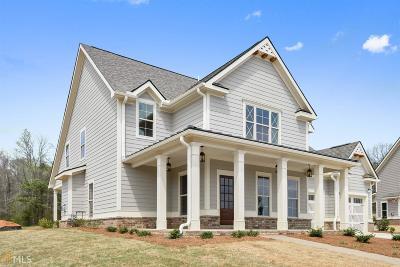McDonough Single Family Home Under Contract: 4021 Andover Cir #78
